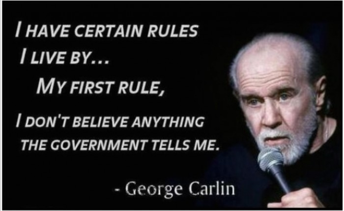 Governments Lie